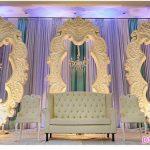 Romantic Reception Theme Stage Backdrop Panels
