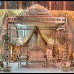 Sankheda Mandap for Hindu Wedding Ceremonies