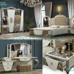 Ultra Luxury Bedroom Furniture Manufacturer