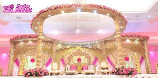 Buy Beautiful Hindu Wedding Mandap Setup