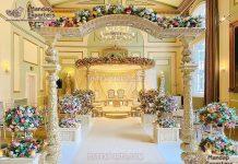 Buy Elegant Wooden Wedding Mandap USA