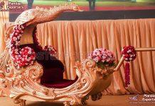 Exclusive Mayur Style Wedding Doli Palki