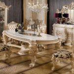 Luxurious Teak Hand Carved Dining Furniture UK