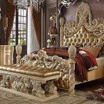 Luxurious Victoria Bedroom Furniture Set