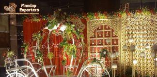 New Wedding Photo Booth Cinderella Carriage