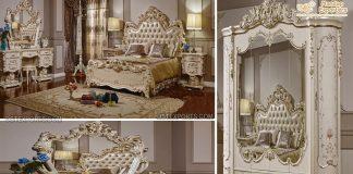 Royal Palace Bedroom Furniture Set(
