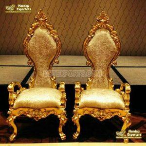 Royal Wedding Couple Thrones for Sale