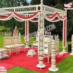South Indian Wedding Sankheda Mandap Set