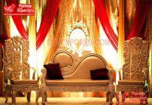 Tremendous Wedding Stage Furniture Set