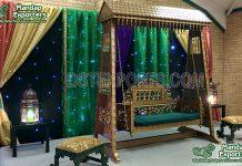 Adorable Indian Wedding Swing Jhula Manufacturer