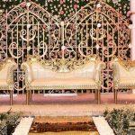 Best Jewish Wedding Stage Sofa Set