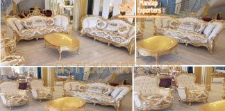 Classy Look Handmade Livingroom Furniture