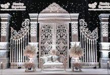 Dream Decor Western Wedding Stage UK