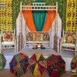 Exclusive Indian Wedding Sankheda Swing Set