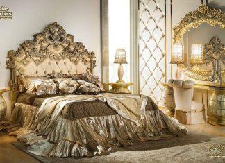 Exotic Indian Beds & Bedroom Furniture