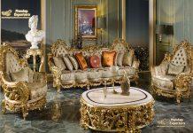 Latest European Style Living Room Sofa Set