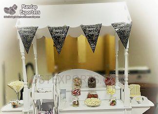 Trending Wedding Candy Carts & Stalls