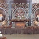 Wedding Stage Floral Design Back Frames