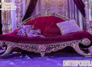Arabian Fancy Sofa For Wedding Stage