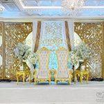 Exclusive Design Wedding Backstage Frames Panel