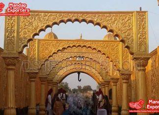 Indian Wedding Style Decor