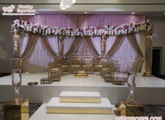 Gujarati Wedding Vidhi Mandap Chairs