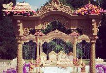 Gujarati Wedding Welcome Gate For Decoration