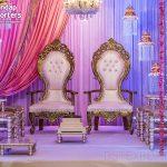 Indian Weddings Bride Groom Mandap Chairs