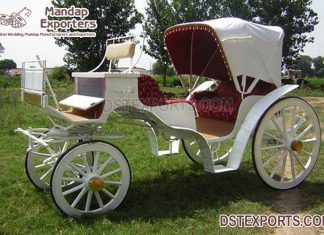 Latest Canadian Victorian Horse Tourist Carriage