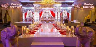 Wedding Mandap Set