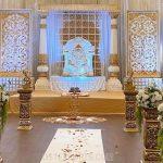 Luxury Wedding Traditional Stage Decoration