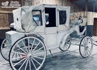 Royal Wooden Horse Carriages For Sale