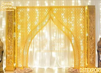 Moroccan Wedding Stage Frames For Decoration