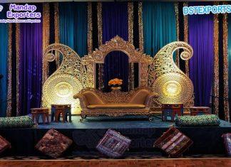 Muslim Sangeet Night Stage Decoration