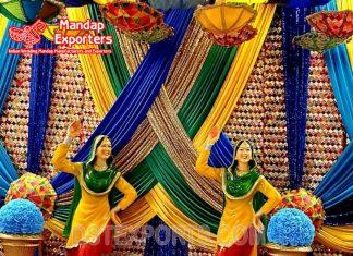Punjabi Culture Statues On Sale