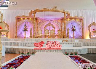 Wedding Wooden Mandap Sale