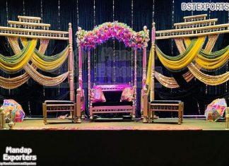 Trending Mehndi Night Function Decoration