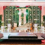 Awesome Wedding Events Candle Walls Backdrop