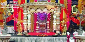 Best Tamil Wedding Mandap Set Design