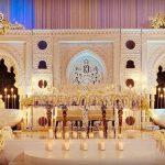 Best Wedding Stage Fiber Frames Backdrop