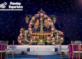 Cinderella Quinceanera Theme For Wedding Stage