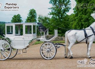 Deluxe Horse Drawn Carriages Manufacturer