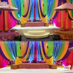 Exclusive Mehndi Stage Backdrops Drapes