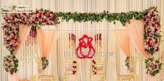 Latest Design Wedding Mandap Sankheda Chairs