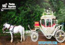 Luxurious Pumpkin Style Cinderella Carriages