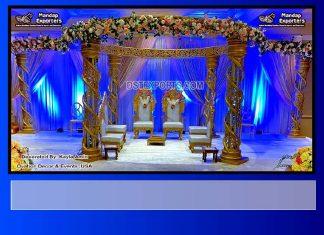 MANDAP EXPORTER - INDIA'S NO.1 WEDDING MANDAP MANUFACTURER & EXPORTER