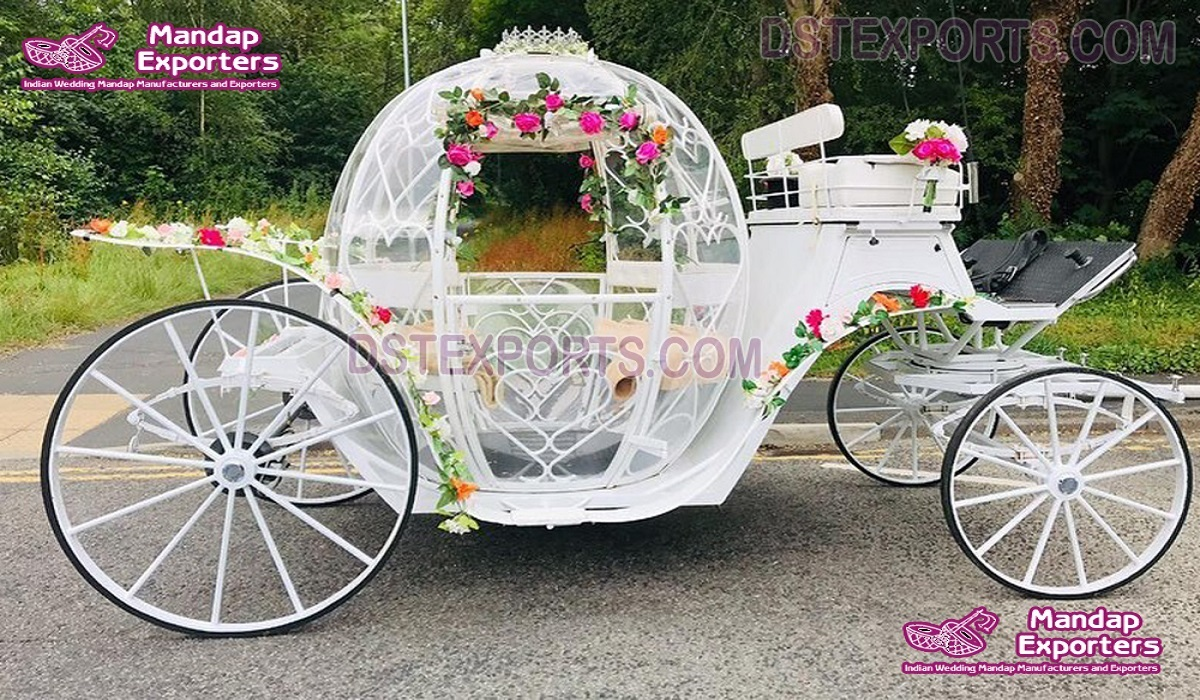 New Quinceanera Carriage For Wedding Ride