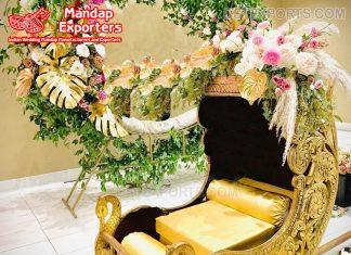 Shahi Style Wedding Bridal Doli Palki