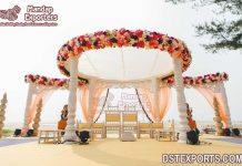 Traditional Hindu Wedding Mandap Decoration