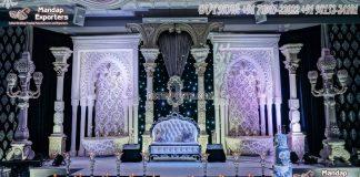 Canadian Luxury Big Wedding Stage Set Decoration